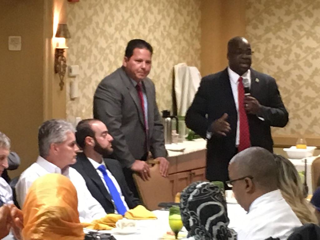 TCC & TEANECK ROTARY MEET THE DEPARTMENT HEADS